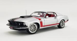 1/18 ACME GMP Ford Mustang Boss 302 Street Fighter REDLINE from 1969 A1801842 KK