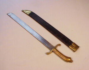 Excellent German / Saxon / Saxony Fusiliers Sword M 1845 Regimentally Marked NR