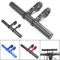 Bike Flashlight Holder Handlebar Bicycle Accessories Extender Mount Bracket US