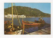 Corfu Benitses Greece 1973 Postcard 902a