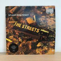 "The Streets - Let's Push Things Forward 12"" UK Garage Vinyl Zed Bias DJ Mystery"