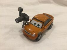 Disney Pixar Cars CORA COPPER WITH CAMERA Diecast 155 MATTEL BUNDLE TOKYO DRIFT
