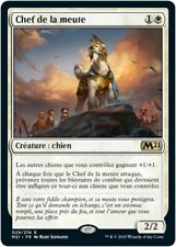 MTG Magic M21 - Pack Leader/Chef de la meute, French/VF