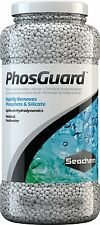 Seachem PhosGuard 500ml(300gm)  Removes Phosphate,Silicate Marine&Freshwater