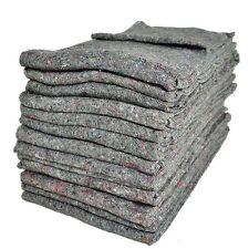50 x (200cm x 150cm) Premium Removal Blankets Furniture Moving Packing Transit