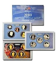 2010 S. United States US Mint 14pc Coin Proof Set San Francisco Mint