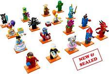 Lego 71021 Minifigures Series 18 Complete Set of 17