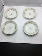Vintage Haviland Limoges  Plate set of 4