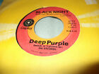 "DEEP PURPLE ""BLACK NIGHT/SPEED KING"" 7"" MEXICO RARE"
