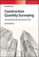 Construction Quantity Surveying: A Practical Guide for the Contractor's QS by...