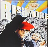 OST/RUSHMORE  VINYL LP NEW+