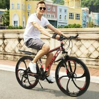 26 Inch 21-Speed  Junior Aluminum Full Mountain Bike, Stone MountainBicycle A