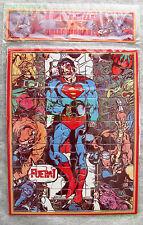 NITF NEW Superman vs Muhammad Ali Limited Collectors Edition Puzzle 3 Argentina