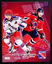 KITCHENER RANGERS 2011 OHL SIGNED TEAM SET - 28 W/ RYAN MURPHY JOHN GIBSON  /225