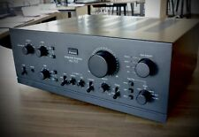 New listing Vintage Sansusi Au-717 Integrated Stereo Amplifier Serious Power Nice!