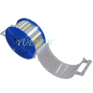 5KM 9/125 Singlemode Single Bare Fiber OTDR Measuring  Cable Optical Fiber Reels