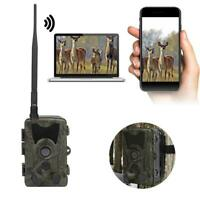 HC801M 2G MMS SMTP GPRS GSM 16MP 1080P  Night Vision Hunting Game Trail Camera