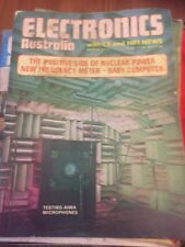 Electronics Australia And Hifi Magazine March 1977