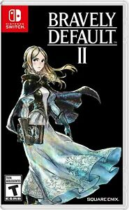 Bravely Default II - Nintendo Switch - In Stock Ready to Ship