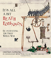 Gosling In Association Wi-It'S All A Bit Heath Robinson (Re (UK IMPORT) BOOK NEW