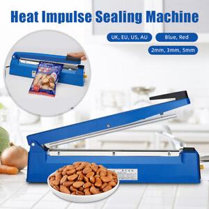 200mm 300mm 500mm Impulse Heat Sealer for Sealing Plastic Bag Packing Machine