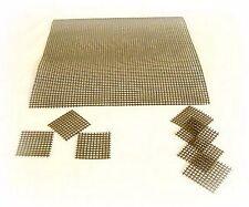 Bonsai Abdecknetze für Bonsaischalen 3 x 24,5x24,5 cm