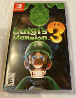 Nintendo Luigi's Mansion 3 Game