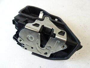 14 BMW F30 328i 328 door latch actuator, lock right rear 7229460