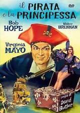 Dvd IL PIRATA E LA PRINCIPESSA - (1944)  *** A&R Productions *** ......NUOVO