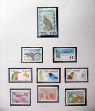 Le Brésil oiseaux U/M NB3380
