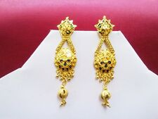 Indian Traditional Earrings Gold Plated Jhumka Jhumki Wedding Fashion Jewelry