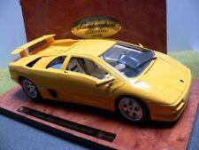 1/18 Burago Lamborghini Diablo 1990 gelb 3741