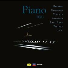 Piano 2003 (DG, Decca, Philips) Lang Lang, Jean-Yves Thibaudet, Naida Col.. [CD]