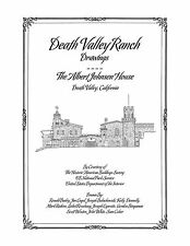Death Valley Ranch Drawings, Albert Johnson House - Architectural House Plans