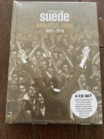 Signed Suede - Beautiful Ones Deluxe CD Boxset + Signed Card