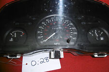 FORD TRANSIT ANALOGUE SPEEDOMETER/DASH CLOCKS - YC1F-10C956-FA - OUT 2003 VAN