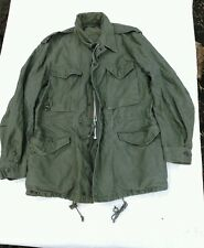 Vintage M-1951 Field Jacket Shell 1953 Korean war medium regular