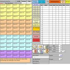 Profi-Festkasse, Feuerwehrfest-Kasse - MS Excel - Einzelbonausdruck