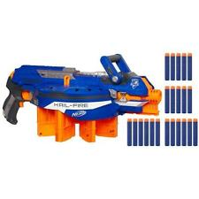 Brand New NERF Elite HAIL-FIRE Dart BLASTER Rare