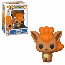 Funko Pop! Pokemon Vulpix #580 Vinilo Figura Nueva Y Pop! en Stock ahora-Vendedor de Reino Unido