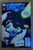Blue Beetle #3 (2006) DC 1st Print New Peacemaker Suicide Squad John Cena NM