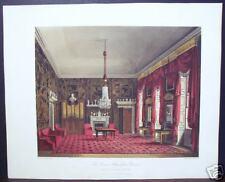 "W. H. Pyne: ""The Queen's Breakfast Room, Buckingham"""