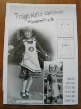 GESKE Farbenmix Euro CHILDREN SEW Pattern Jumper Dress