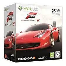 ELDORADODUJEU     CONSOLE XBOX 360 250 GO AVEC FORZA MOTORSPORT 4 NEUF VF