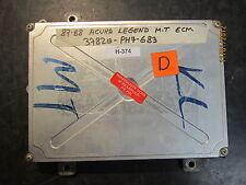 *1987 1988 87 88 Acura Legend M/T Ecm/Ecu #37820-Ph7-683 (H-374)*