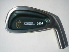 """NEW SL MM THIN TOP LINE 9 pcs IRON HEADS hosel .370"""", Ferrules included"""