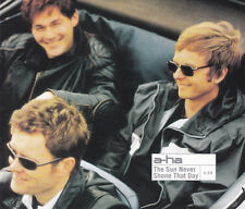 A-ha - The Sun Never Shone That Day - Promo CD - Norway Harket Savoy