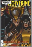 Wolverine: First Class-Wolverine-By-Night TPB