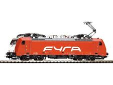 PIKO 59955 E-Lok BR 186 FYRA rot, 4 Pantographen, Epoche VI, Spur H0