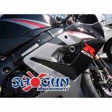 Suzuki 2005-2006 GSXR1000 GSXR-1000 Shogun Frame Sliders - No Cut Version Black